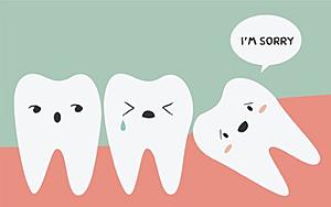 Weisheitszähne: Wann ist eine Operation oder frühzeitige Behandlung nötig?