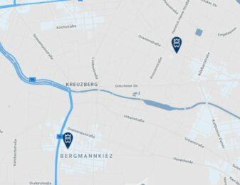 Meindentist – Ab sofort 2 neue Praxen in Kreuzberg