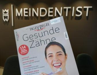 MEINDENTIST mit Top-Platzierungen